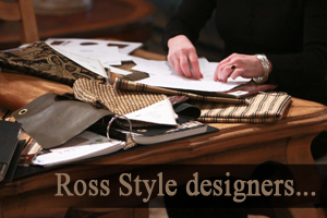 The Ross Style Begins With Interior Designers At Furniture